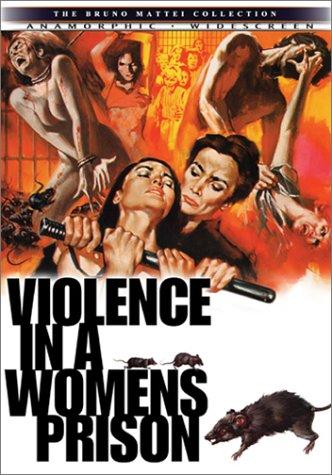 Violence in a Women's Prison by Shriek Show