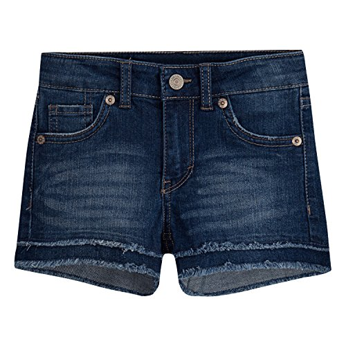 Dark Denim Girls (Levi's Girls' Denim Shorty Shorts)