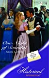 One Night of Scandal (Mills & Boon Historical)