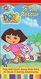 VHS : Dora la Exploradora- Al Rescate [VHS]