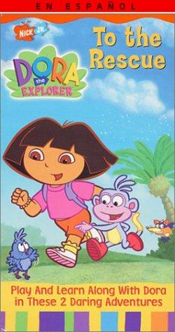 : Dora la Exploradora- Al Rescate [VHS]