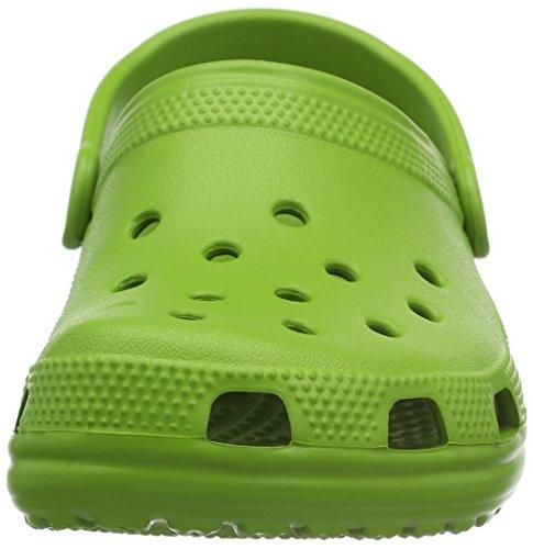 Crocs Kids Classic Clog Pappagallo Verde