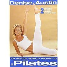 Denise Austin: Mat Workout Based on the Work of J.H. Pilates (2001)