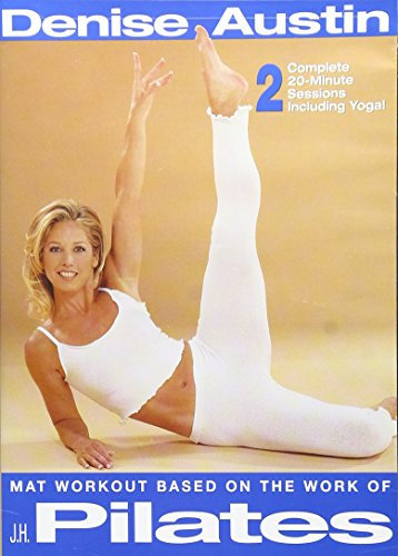 Denise Austin: Mat Workout Based on the Work of J.H. Pilates ()