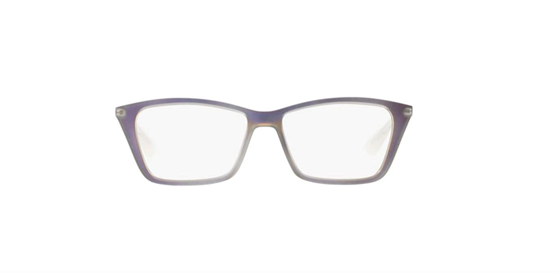 bd7e1c17814 Amazon.com  Ray-Ban Matthew Eyeglasses RX7022 5498 Iridescent Violet 54 14  140  Shoes