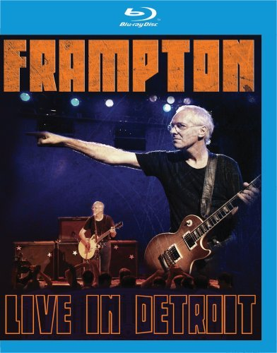 Blu-ray : Peter Frampton - Live in Detroit (Blu-ray)
