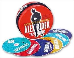Alex rider.