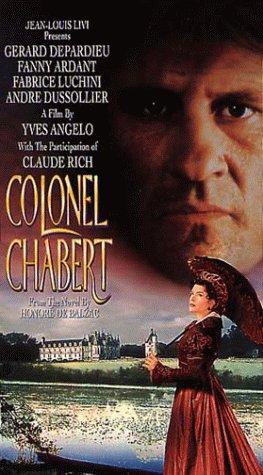 Colonel Chabert [VHS] -