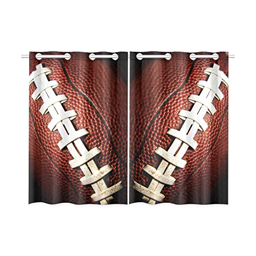 Unique Debora Customize Window Curtain Window Treatments for Kitchen Curtains 2 Pieces Styles for Football Vertical