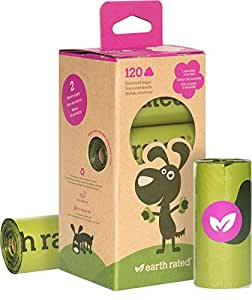 Earth Rated Dog Waste Bags, Refill Rolls