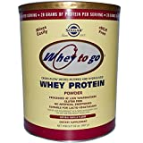 Solgar - Whey To Go - Whey Protein Powder