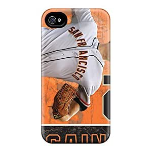 Best Hard Cell-phone Cases For Iphone 6plus (EuT4151sNlI) Customized Beautiful San Francisco Giants Skin