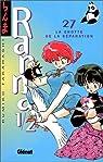 Ranma 1/2, tome 27 : La grotte de la séparation par Takahashi