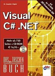 Visual C sharp .NET, m. CD-ROM