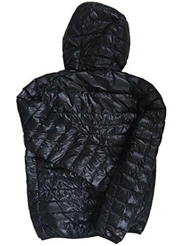 55d17674587 Jual Lanmay Men s Ultralight Packable Hooded Down Jacket Puffer Down ...