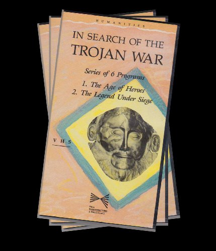 In Search Of The Trojan War - In Malls Troy
