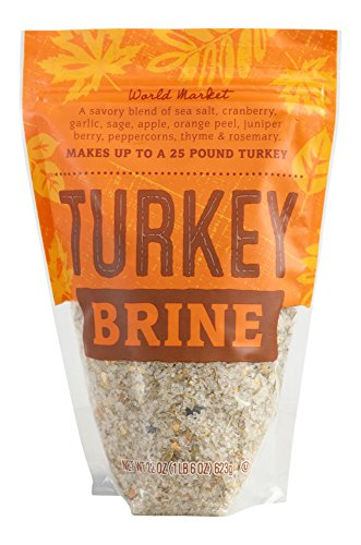 World Market Turkey Brine Mix, 22 ounce Turkey Mix