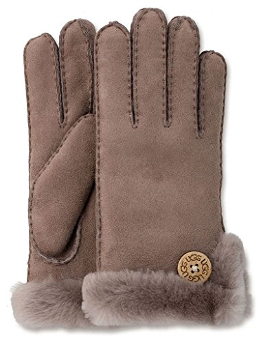 UGG Women's Side Vent Bailey Glove Stormy Grey LG