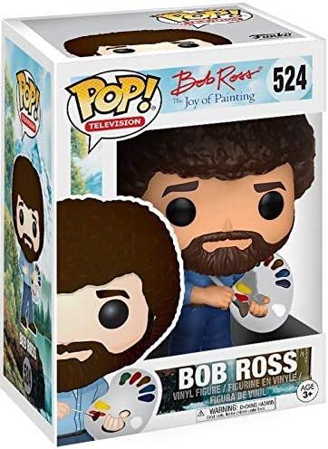Paint Your Own! Funko BOB ROSS #524 POP Vinyl The Joy Of Painting Figure
