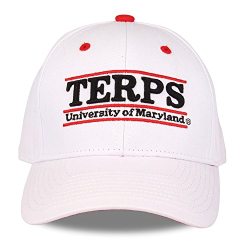 White 3d Campus Adjustable Hat - 2