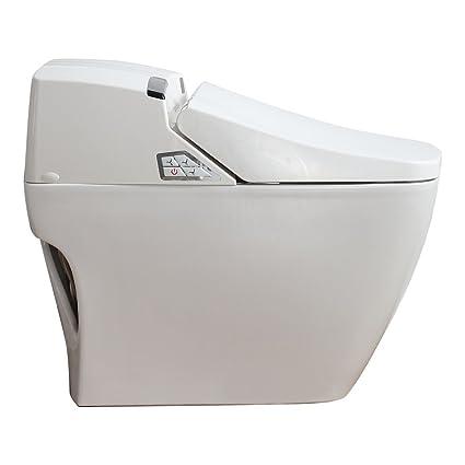 Remarkable Ove Decors Bernard Eco Smart Toilet Amazon Com Machost Co Dining Chair Design Ideas Machostcouk