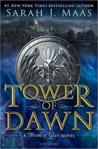 Image result for tower of dawn book cover