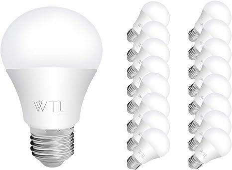 CREE LED 60W = 10W Soft White DIMMABLE 60 Watt Equivalent A19 2700K E26 bulb