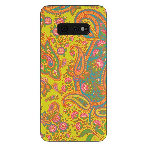 Claw Chartreuse - Bombay Chartreuse Protective Decal Sticker for Samsung Galaxy s10e - Scratch Proof Vinyl Skin Wrap Thin Edge Line Cover and Made in USA