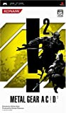 METAL GEAR AC!D 2 - PSP