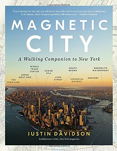 Magnetic City: A Walking Companion to New York cover