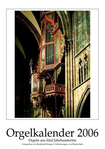 Orgelkalender 2010