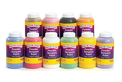 Dry Tempera Paint - (Item # CPTSET)