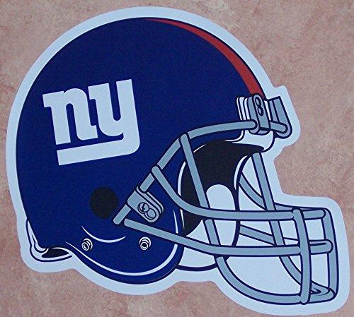New York Giants FATHEAD Team Helmet Logo Official NFL Vinyl Wall Graphic 16