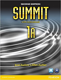 Summit 1A Split: Student Book with ActiveBook and Workbook