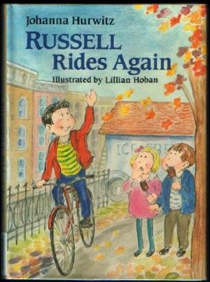 Of The Riverside Kids Book Series Russell Rides Again