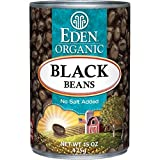 Eden Foods Bean Can Black Ns Org