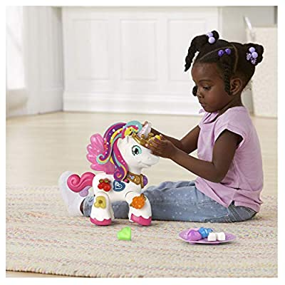 VTech Starshine the Bright Lights Unicorn: Toys & Games