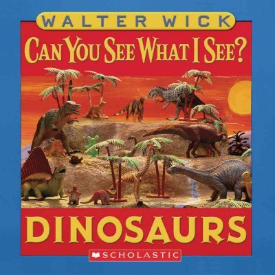Can You See What I See?: Dinosaurs: Picture
