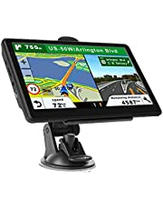 Generic GPS Navigation for Car, GPS Satellite Navigation System for Cars, Voice Turn Direction Reminder, GPS Route, Free Update Map