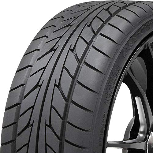 Nitto NT555 Extreme ZR Ultra-High Performance Tire - 255/35ZR20 97W