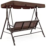 Best Choice Products 3-Seater Outdoor Steel