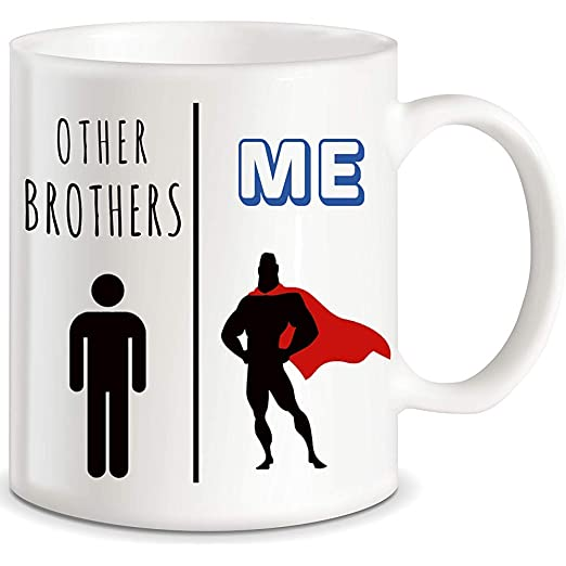 My Brother Vs Other Brothers Regalos divertidos para Brother ...
