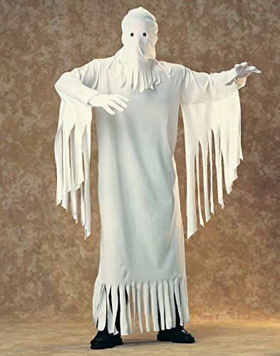 Rubie's Costume Co Men's Ghost Costume, White, Standard -