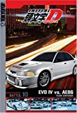DVD : Initial D - Battle 10 - Team Emperor