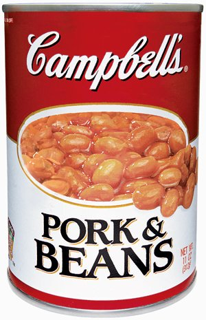 Campbell's Pork & Beans - 11 oz