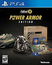 Fallout 76 Power Armor Edition  Play Station 4 by Bethesda