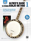 Alfred's Basic 5-String Banjo Method, Dan Fox and Dick Weissman, 0739086154