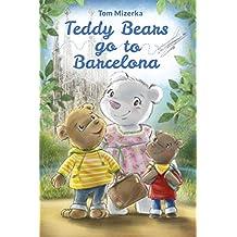 Teddy Bears go to Barcelona