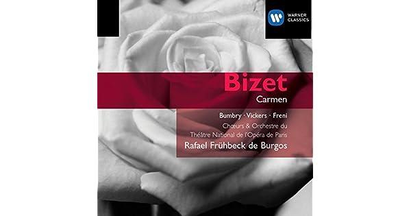 Amazon.com: Bizet: Carmen: Rafael Frühbeck de Burgos/Grace ...