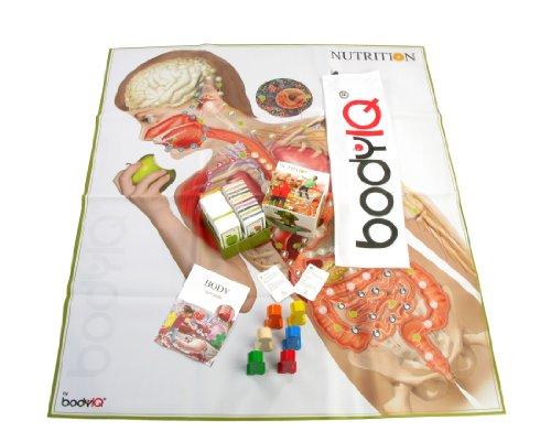 American Educational Products Nutrition Classroom - Food Fun Nutrition Cards